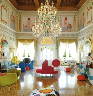 23 best project alessandro mendini images on pinterest - Interior design verona ...
