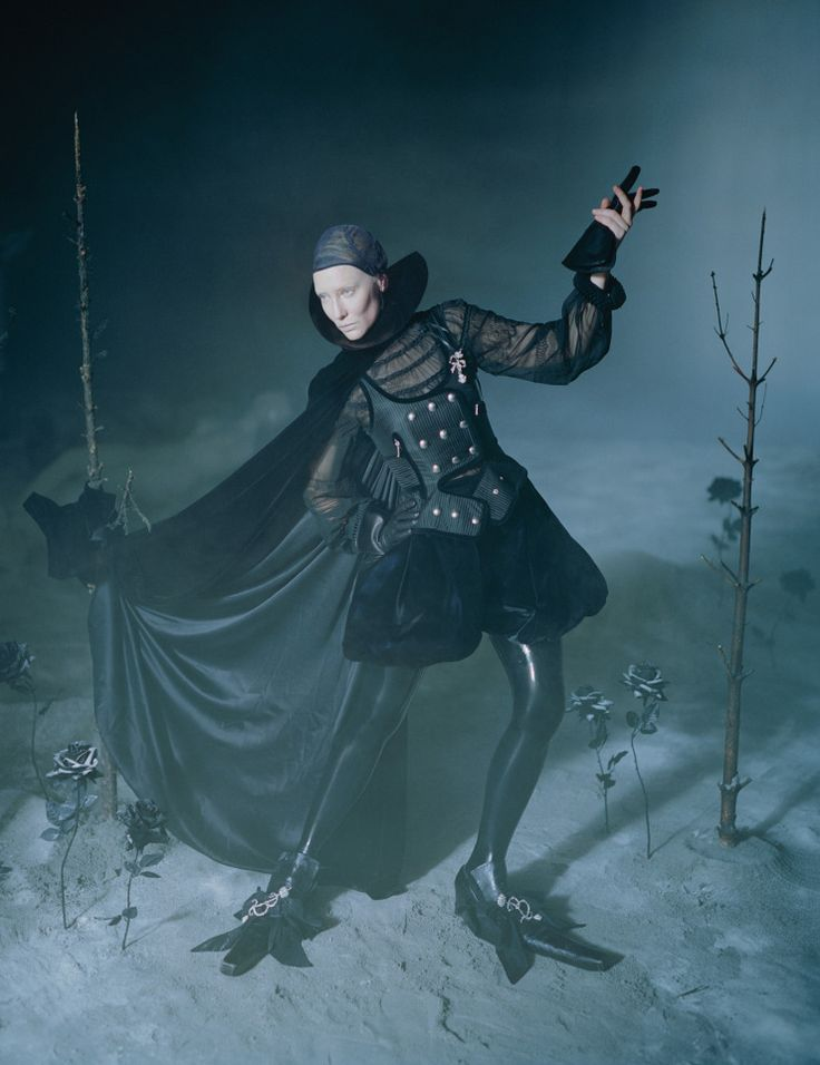 Cate Blanchett by Tim Walker | GRAVERAVENS