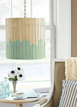 Now this is creative. Had to pin this because it's so darn creative. | Try these (almost!) free DIY home decor crafts.