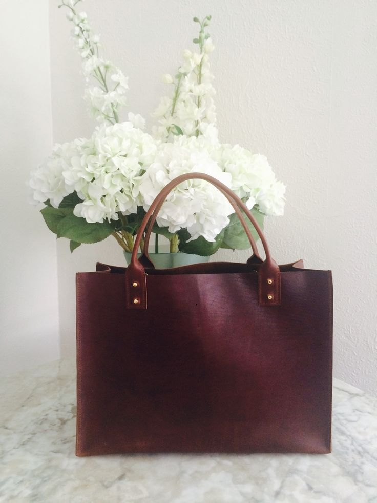 www.thejonesgirls.co.nz Whisky Brown Leather Tote