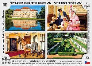 Turistický deník, Turistické vizitky, tipy na výlet