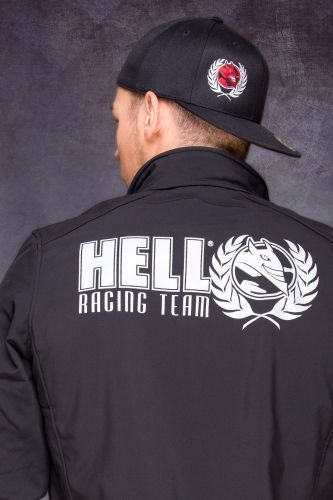 HRT Men Jacket Back in Black