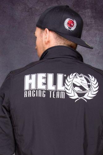 HRT Men Jacket Back in Black