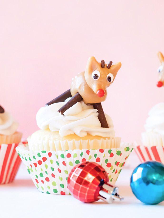 Caramel Reindeer Candies | Handmade Charlotte
