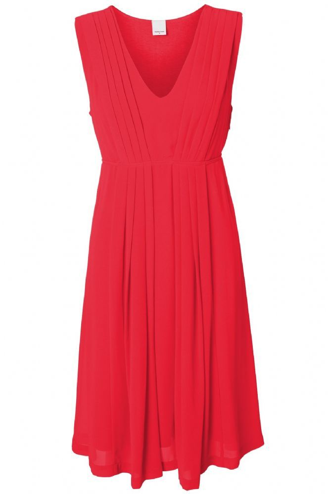 Stunning special occasion chiffon maternity dress designed by Mama-licious maternitywear as part of our evening and occasion collection These bright
