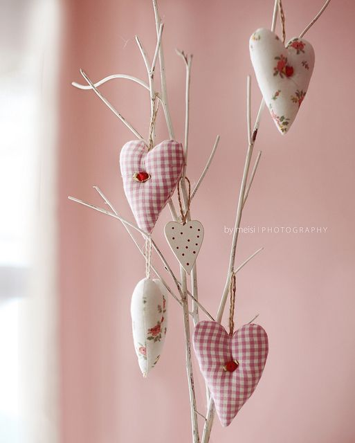 ...or Valentine's - although I LOVE the heart motif for any holiday or season!