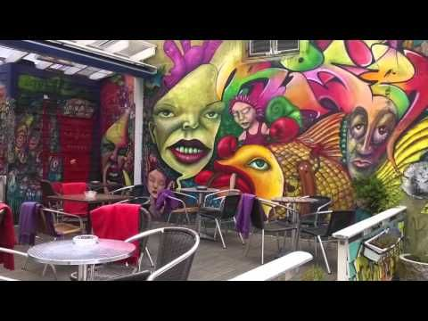 Street Art Bergen - YouTube