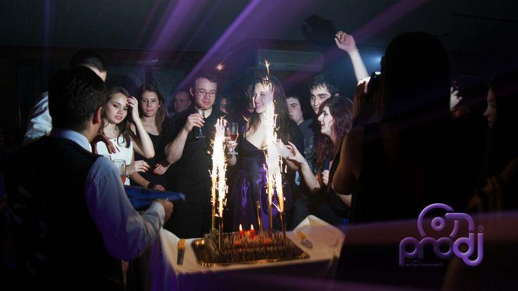 pro DJ™ @ Denisa's Birthday - club Floreasca | www.pro-dj.ro