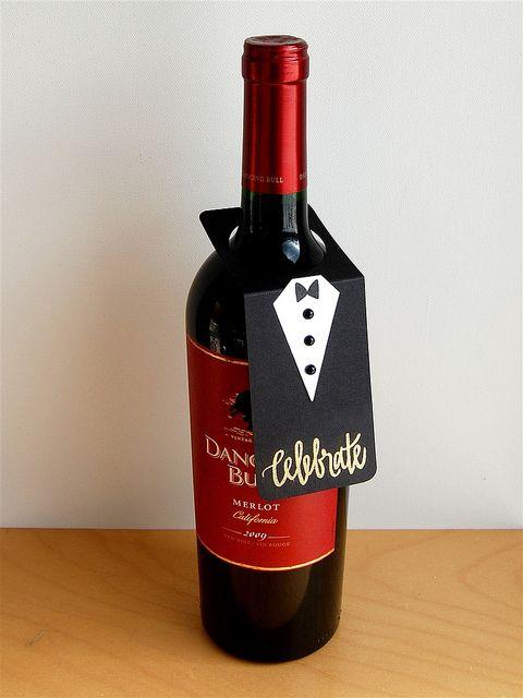 45 best images about wine bottle neck gift tags on pinterest. Black Bedroom Furniture Sets. Home Design Ideas