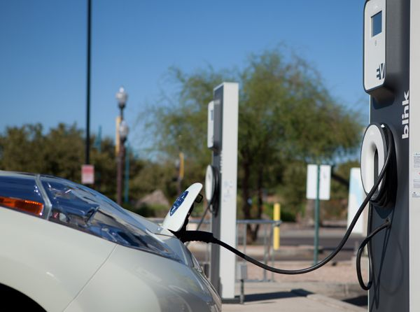 Electric charging stations are popping up everywhere! Great read about them.