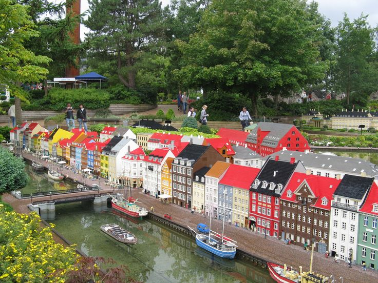 Legoland-Δανία