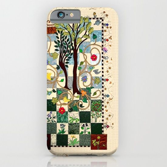 Medieval Spring iPhone & iPod Case