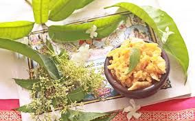 A toran of mango leaves, the smell of fresh jasmine and marigold flowers, families in traditional wear – it's time to celebrate the traditional New Year across the country.  It's Ugadi in Andhra Pradesh and Telangana, Yugadi in Karnataka, Gudi Padwa in Maharashtra, Thapna in Rajasthan and Sajibu Nongma Panba in Manipur. And what's a festival celebration in India without the family bonding over some traditional dishes