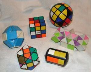 Rubik puzzles