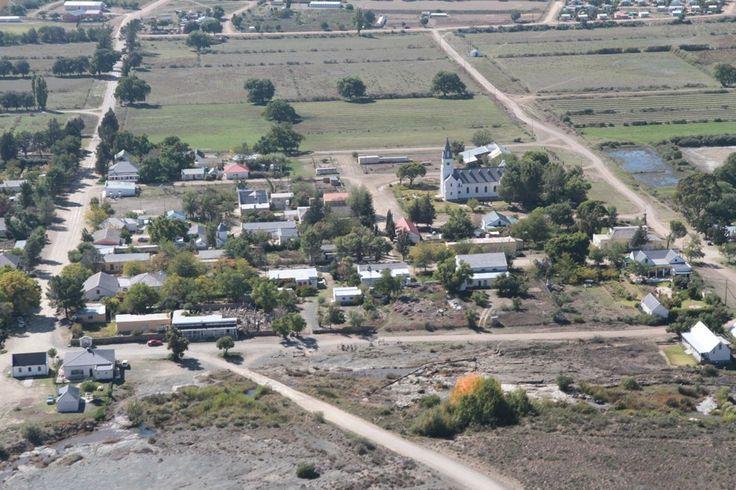 The little town of Nieu Bethesda