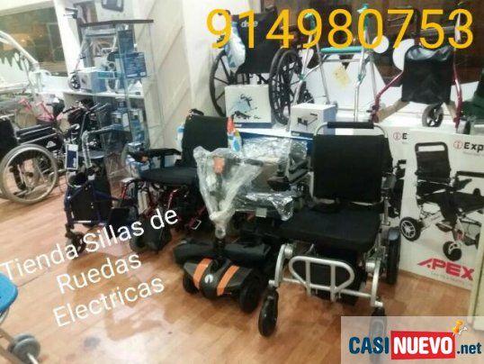 venta de sillas de ruedas en madrid baratas 914980753 en Madrid - Ortopedias mundo dependencia te ofrece los mejores precios en sillas de ruedas manuales o electricas nuevas o de segunda mano. llamanos