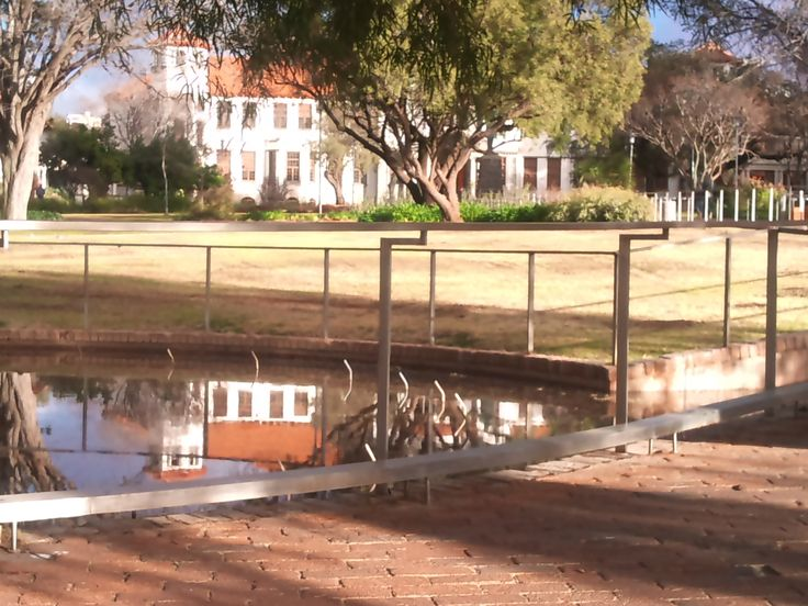 University of the Free State, Bloemfontein Campus. (Photo: Michelle Nothling)