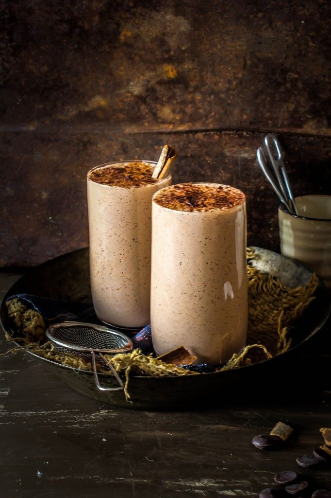 Well Naturally Chocolate  A Spiced Chocolate Lassi   Giveaway