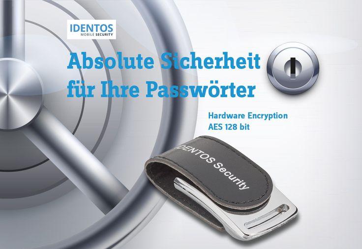 Identos ID50 Passwort Manager