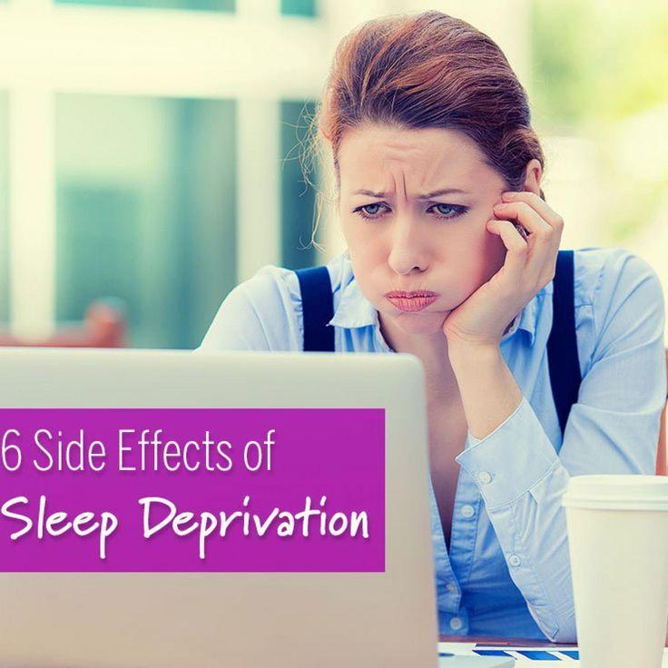 6 shocking side effects if sleep deprivation - Fitnessmagazine.com