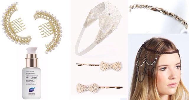 Αντέγραψε το Great Gatsby style, τη γοητευτική και εντυπωσιακή εμφάνιση των γυναικών της δεκαετίας του '20! Κοντά λαμπερά μαλλιά, με μπούκλες ή ίσια, με πολλά εντυπωσιακά αξεσουάρ! Το PHYTOLISSE serum θα σε βοηθήσει να πετύχεις λεία και λαμπερά μαλλιά! (photo © Fashion's On Vacation)