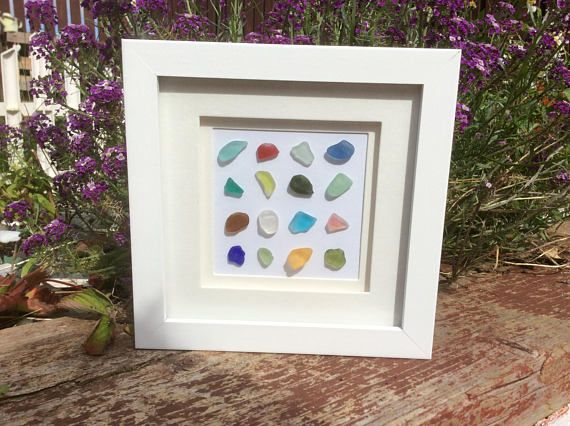 Best 25 Sea Glass Display Ideas On Pinterest Sea Glass