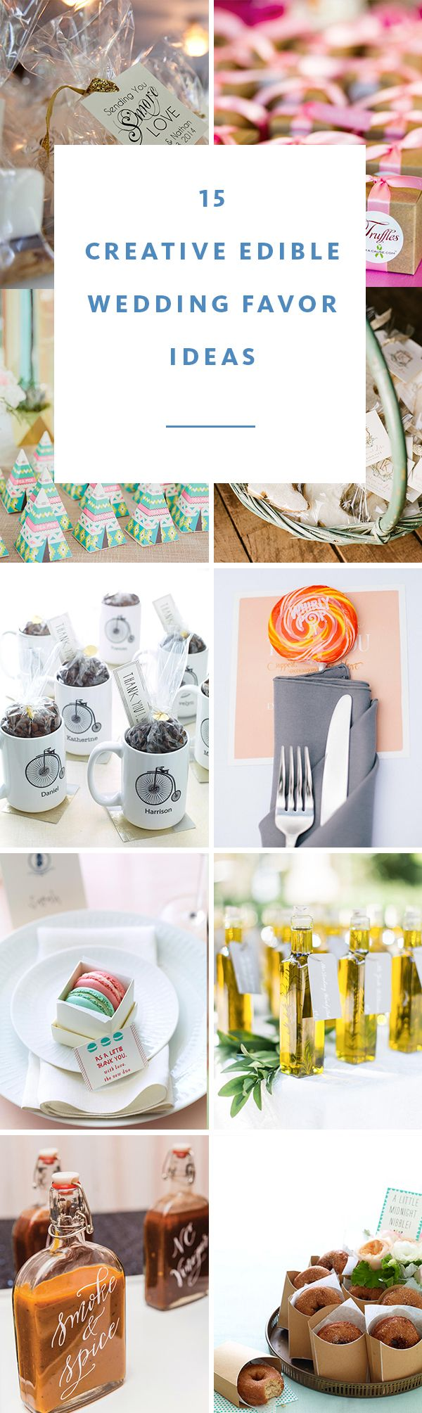 706 best Wedding Favors images on Pinterest | Wedding keepsakes ...