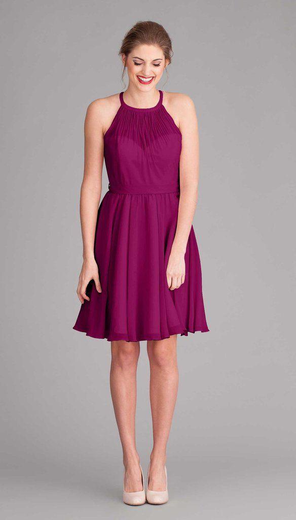309 mejores imágenes de Chiffon Bridesmaid Dresses en Pinterest ...