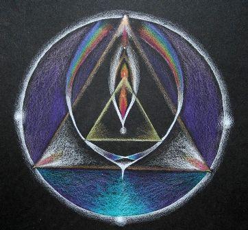 """Mandala """"presencia"""""""