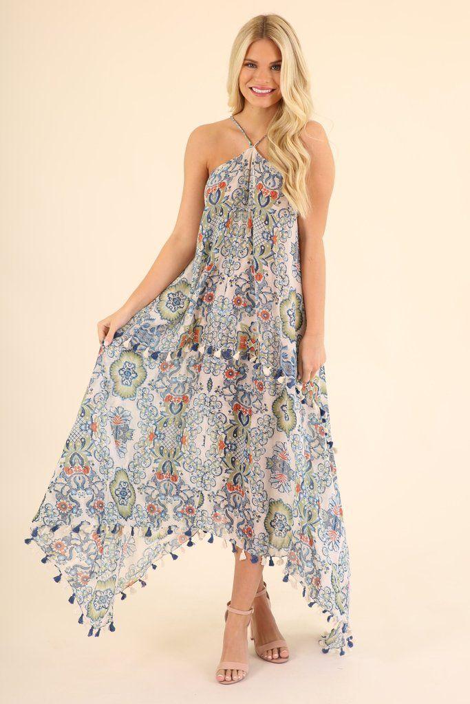 8741dace4bfa Lovestitch Boho Breeze Dress   2018 Hazel & Olive   Dresses, Boho ...