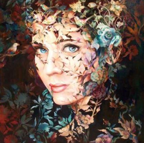 Wendy Ng   Chinese Abstract painter