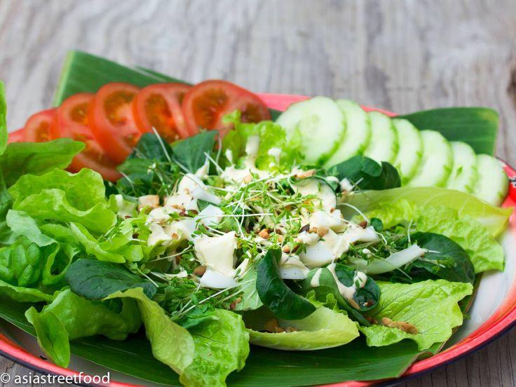 Luang Prabang Salat - Yam Pak Louang Phabang