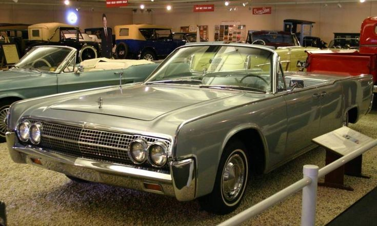 13 best images about lincoln classic cars 1960s on pinterest jfk cars and. Black Bedroom Furniture Sets. Home Design Ideas
