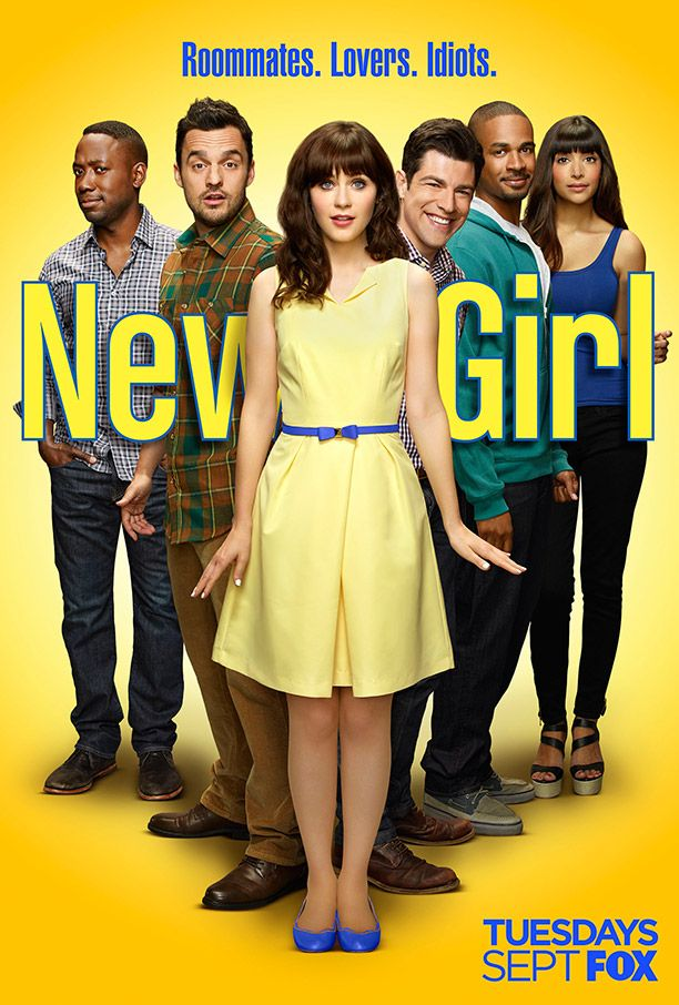 New Girl - Season 4 So when is season 3 going to be on Netflix??!!: