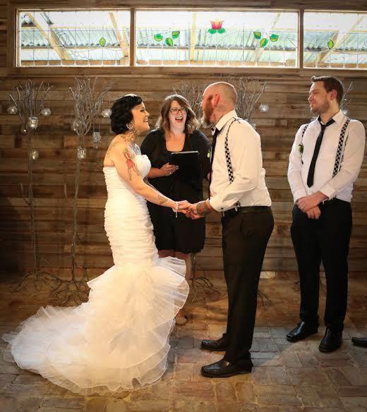An Australian Alice in Wonderland-themed wedding with Melissa Jacob Marriage Celebrant www.theceremonystore.com.au