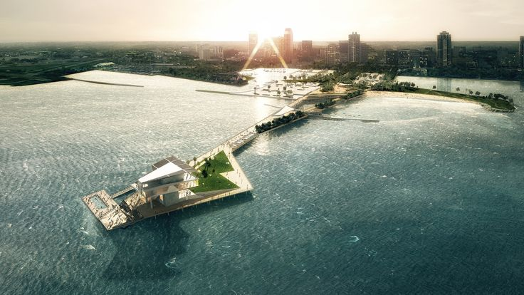 The St. Petersburg City Council has approved the schematic design for the new St. Pete Pier. First awarded in a competition in 2015, the new site was...