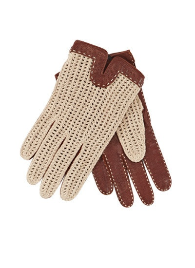 Gloves, $119.95    Louis Cardini