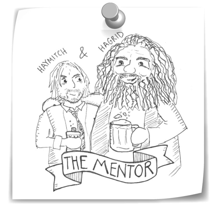 Hagrid & Haymitch: 10 Traits of the Mentor Character Archetype
