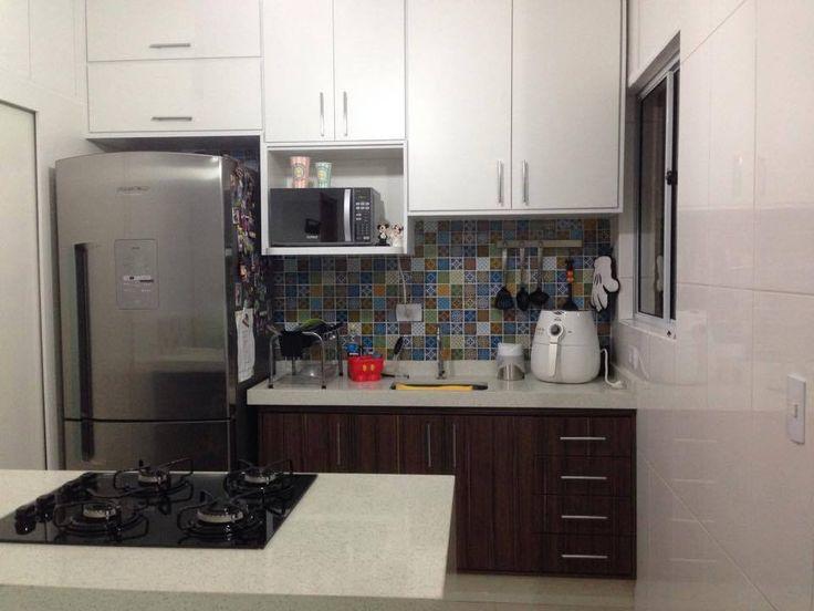 48 melhores imagens sobre Decoração  Cozinha no Pinterest  Mesas, Madeira e -> Armario De Banheiro Lofty