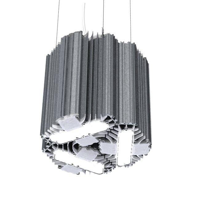 L-lego 165 промышленный светодиодный светильник - Промышленные светильники - Каталог светодиодных светильников - Ecohi-tech