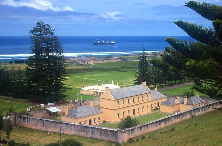 Kingston, Norfolk Island (Australia) OCEANIA