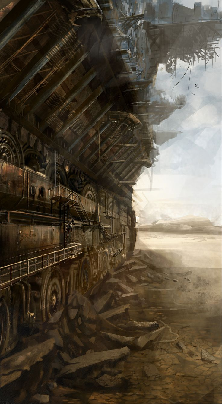 mortal engines | Tumblr
