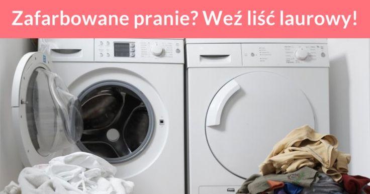 To może zdarzyć się każdemu! A może nawet już Ci się kiedyś przytrafiło? Przez nieuwagę wrzuciłaś do białego prania jakąś farbującą skarpetkę lub majtki, które zaplątały się z innymi ubraniami. ...