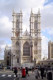 Westminster Abbey has been the venue for coronations and some royal weddings.