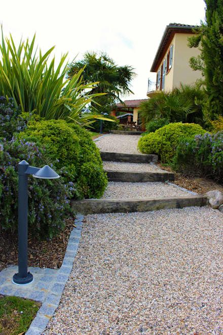 Jardines ideas dise os y decoraci n jardines moderno - Jardines diseno moderno ...