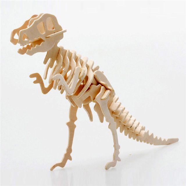 Les 25 meilleures idées concernant Squelette De Dinosaure sur Pinterest Dino, Dinosaures et  # Animaux En Bois Découpé