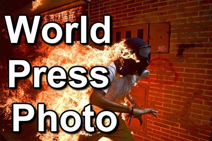 Топ-15 Лучших Снимков Престижного Фотоконкурса World Press Photo Вот и настал момент подведения итогов конкурса World Press Photo. Победитель 61-го ежегодного соревнования в этот раз будет объявлен 12 апреля в Амстердаме.