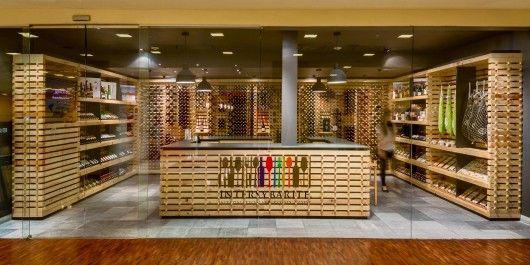 Intersybarite Gourmet Store / Arquitectura Sistémica