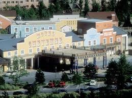 Se amate l'atmosfera dei villaggi del vecchio West il posto ideale per soggiornare è il Disney's hotel Cheyenne.