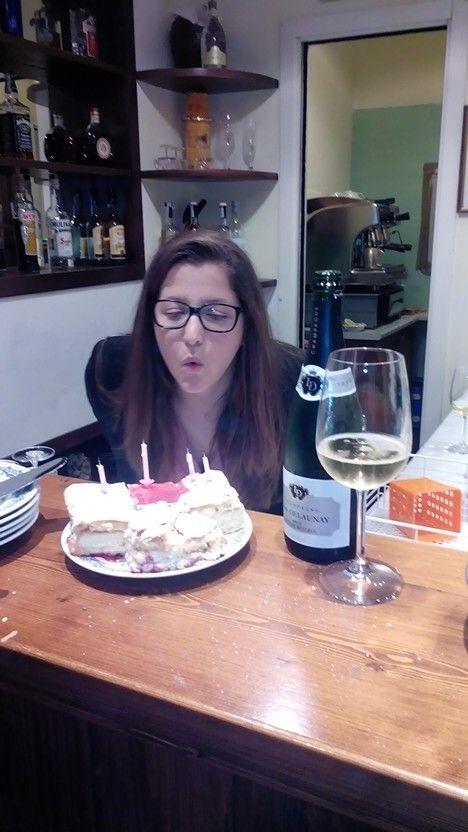 Verdiana 30' Birthday
